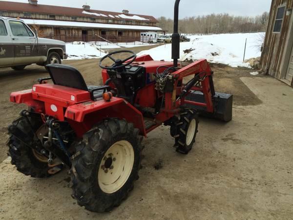 Gisborne Tractors For Sale Victoria Classifieds Ads