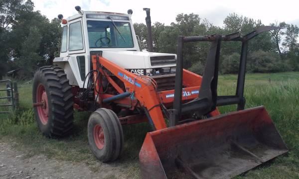 Seville Tractors For Sale Victoria Classifieds Ads, Seville
